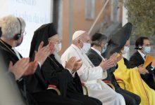 Foto de Encuentro en el Capitolio: firma del llamamiento común por la Paz