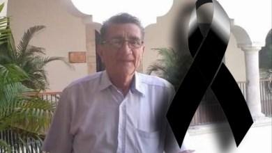 Foto de Fallece en Motul el maestro Manolo Ramírez Avilés
