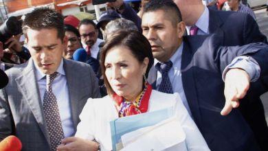 """Foto de """"Se han hecho declaraciones que no han sido acordadas conmigo"""": Rosario Robles"""