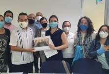 "Foto de Gobernador de Quintana Roo se reúne con grupos ""provida"". Diósecis difunde el encuentro"