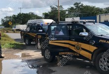 Foto de Intento de secuestro en la Mérida – Umán  detona fuerte operativo policíaco