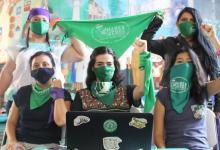 Foto de Marcha convocada por Diócesis Cancún-Chetumal busca confrontar a fieles con feministas que tomaron el Congreso de Quintana Roo