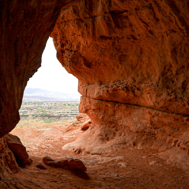 Scout Cave Trail