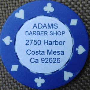 Adams Barber logo