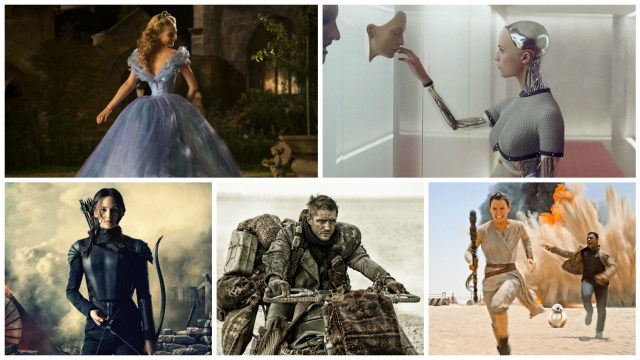 Costume Designers Guild Awards 2016 Fantasy Nominees