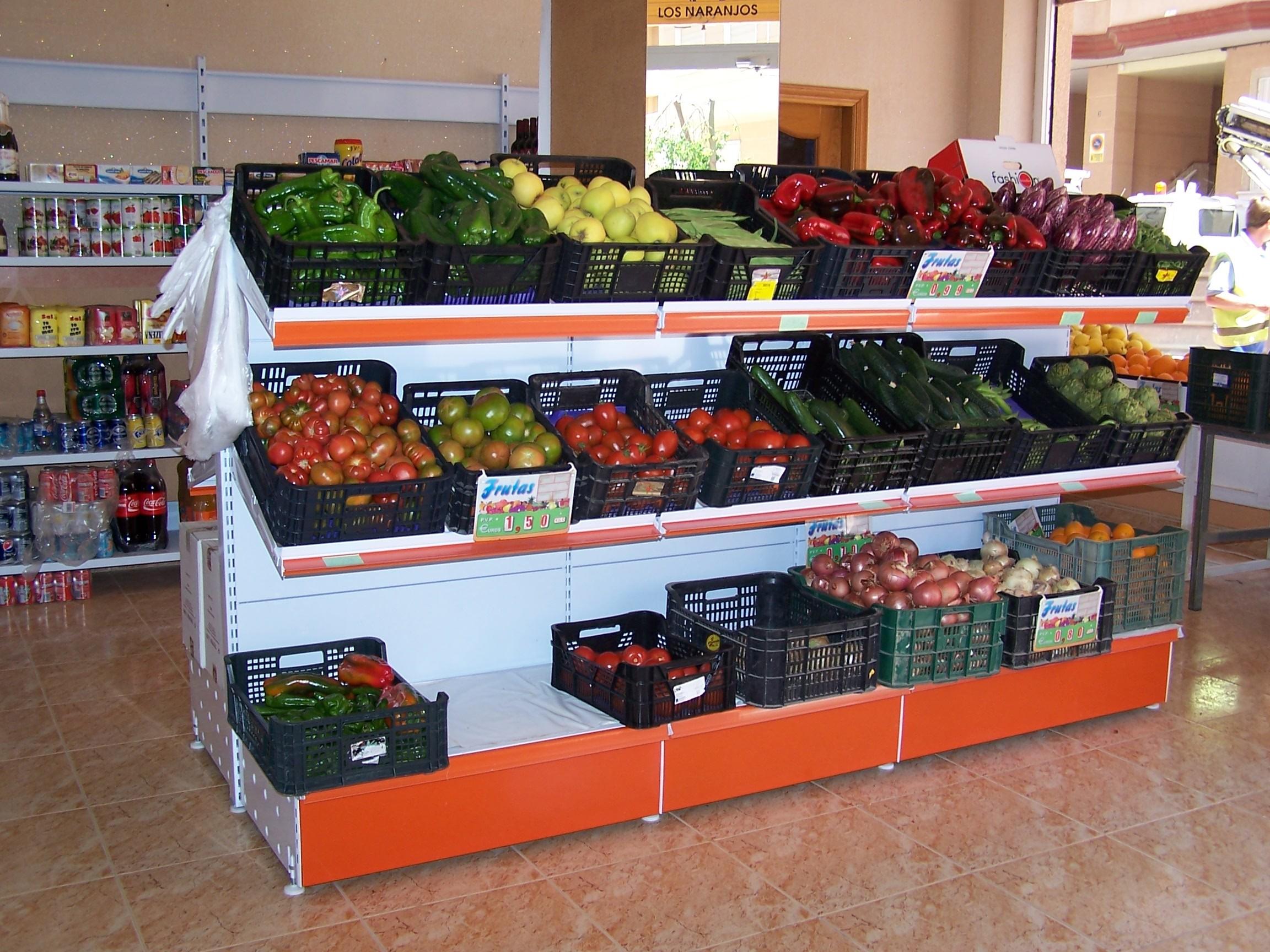 Estanterias Para Fruta Ideas Para Reciclar Cajas Y Hacer
