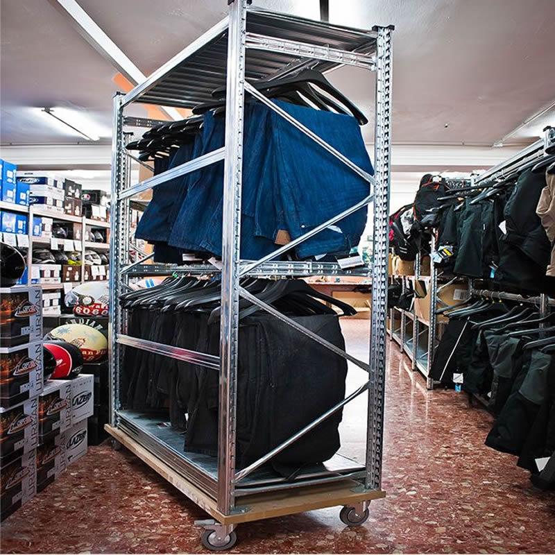 estanterias ropa gran canaria
