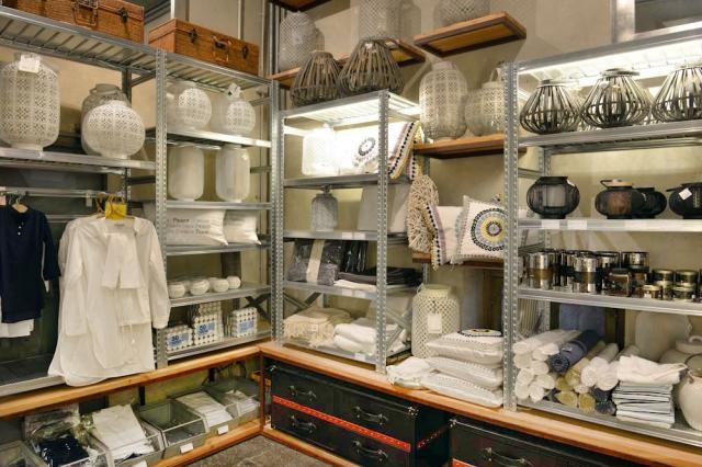 Estanterias comercio textil de casa estanter as met licas tenerife - Estanterias metalicas para casa ...