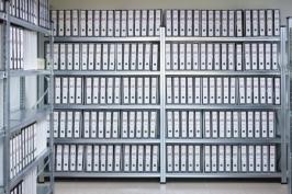 Estanterías archivo oficinas