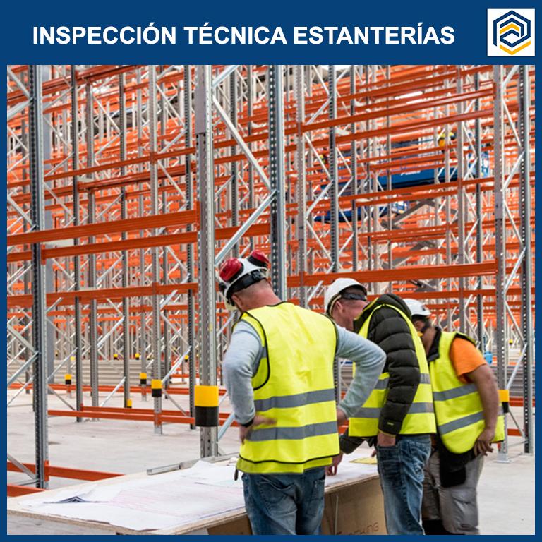 Inspección Técnica Estanterías Tenerife