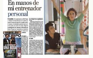Entrenador Personal Marcos Florez en Madrid