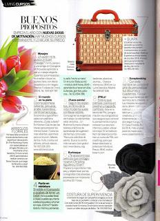 Revista Woman Enero 2012