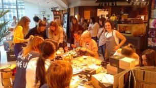 Workshop Teva & Swarovsky