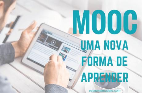 Tudo o que precisas de saber sobre MOOC - uma nova forma de aprender.