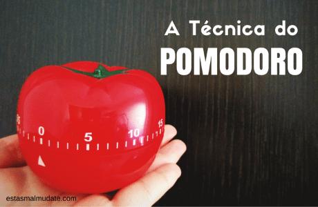 A Técnica Do Pomodoro