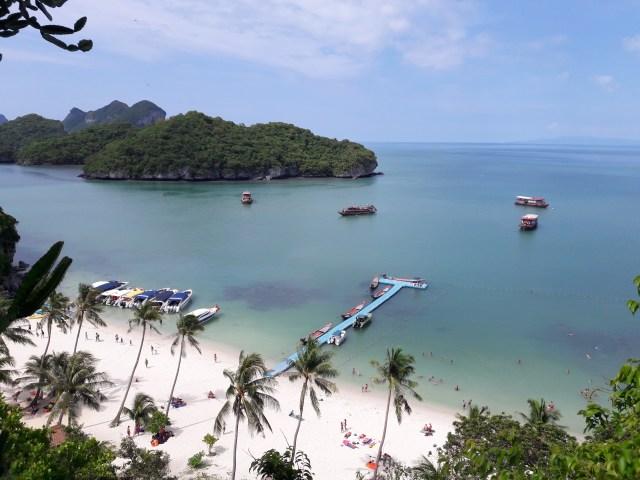Koh Wua Talap Island