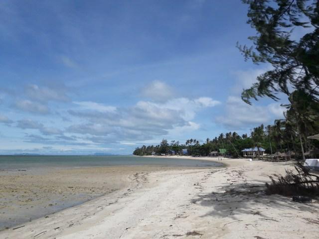 Thong Sala beach