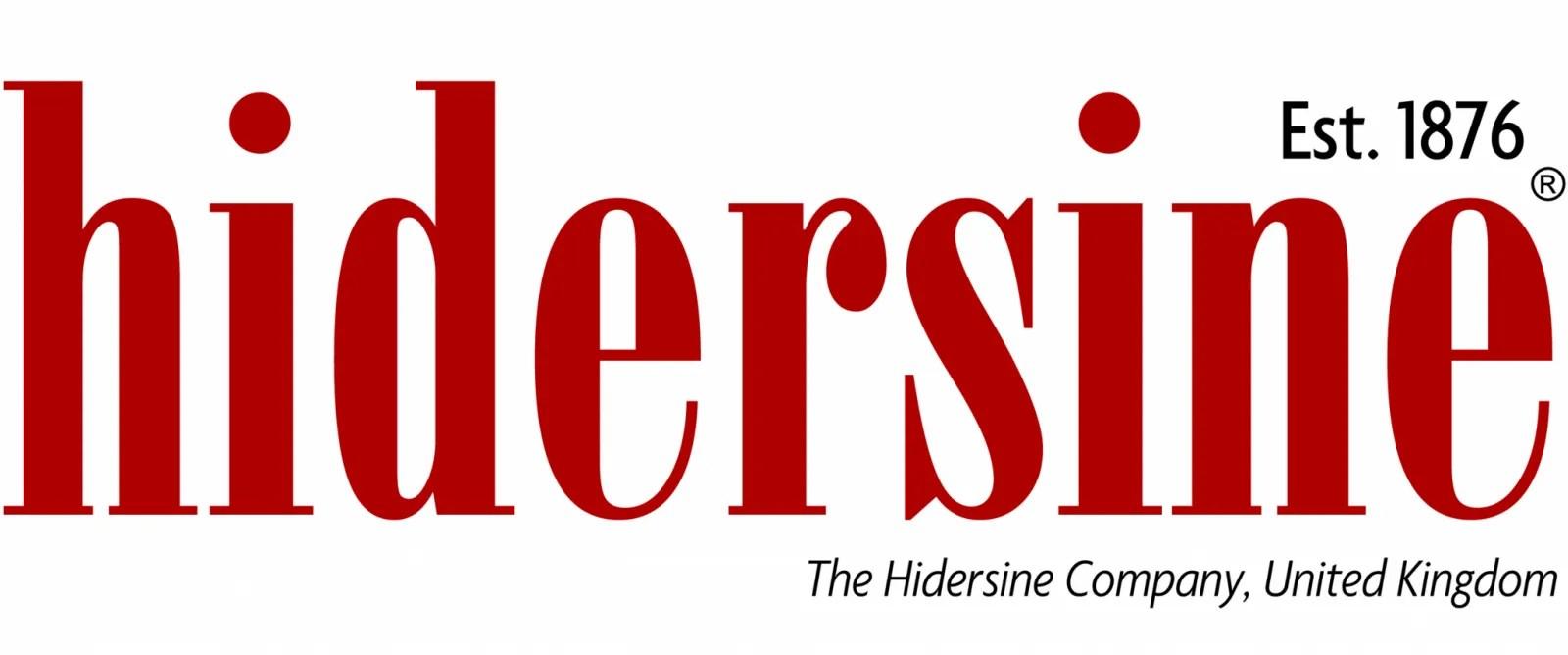 Hidersine logo