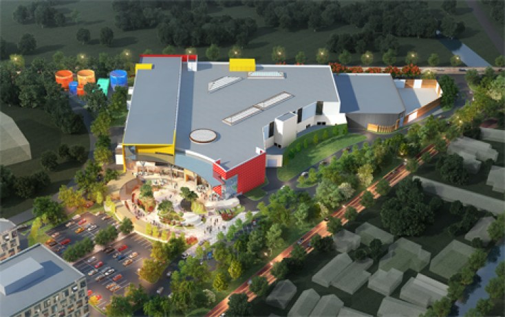 Douala Grand Mall Construction Update