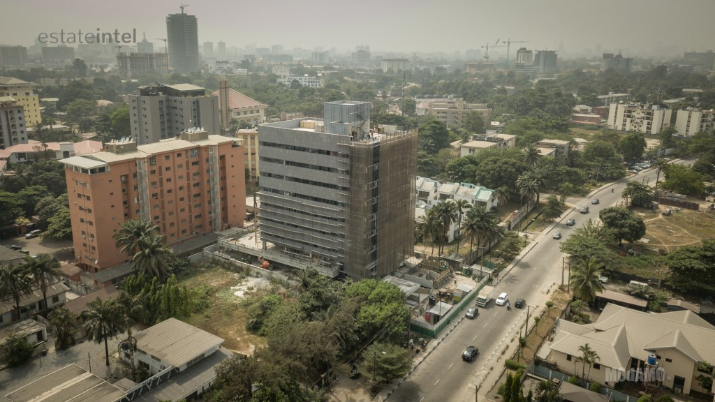 January 2019. Development: 47 Glover (WalterSmith Group), Glover Road, Ikoyi - Lagos