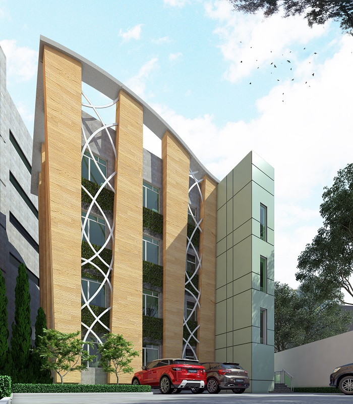 Development: White Orchid House, Adetokunbo Ademola Street, Victoria Island - Lagos. Image Source: CCP