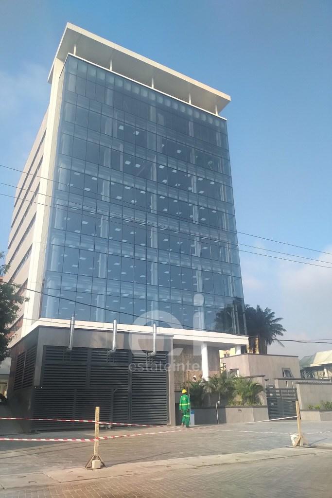 July 2019. Development: 47 Glover (WalterSmith Group), Glover Road, Ikoyi - Lagos