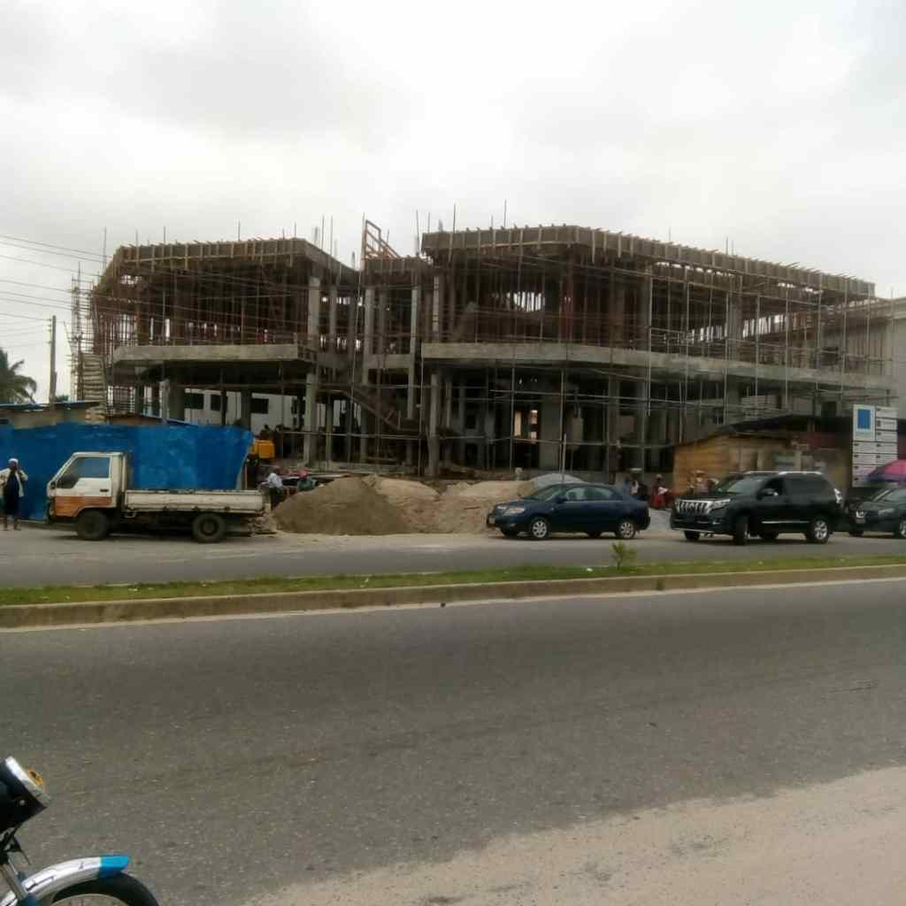 Update: The Admiralty Mall, Admiralty Road Lekki Phase 1 Lagos