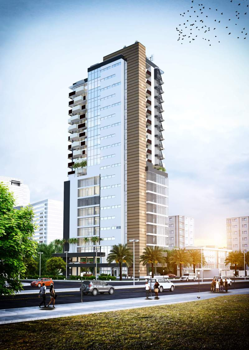 Pacific Towers, Ozumba Mbadiwe, Victoria Island, Lagos. Source: The Pacific Lagos