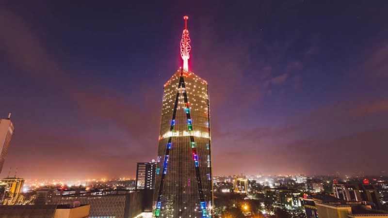 Building Obsession: Britam Tower, Upper Hill Area, Nairobi – Kenya