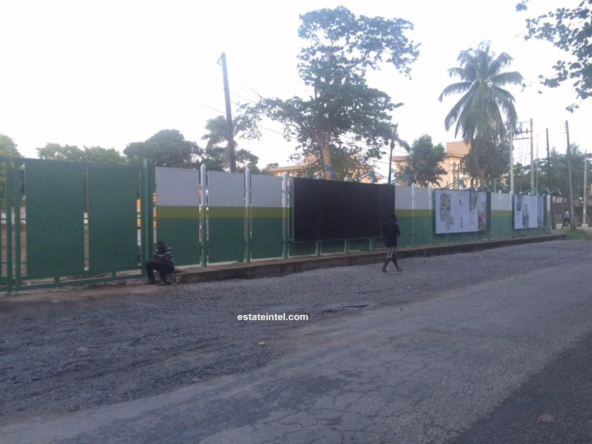 August 2015. Updated: Development: No. 4 Bourdillon, Ikoyi - Lagos