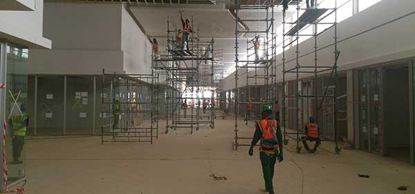 May 2017. Gateway Mall, Lugbe - Abuja. Image Source: Novare Equity Partners