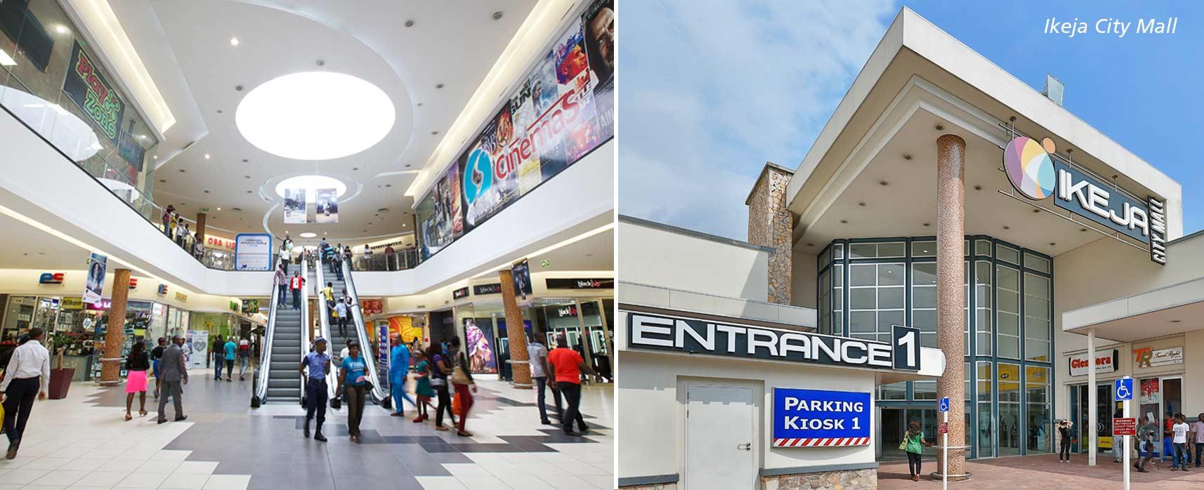 Ikeja City Mall. Image Source: RMB Westport