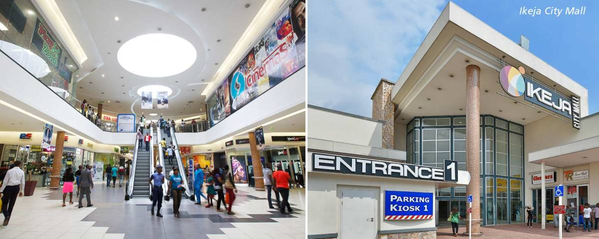 Ikeja City Mall, Formerly Owned by Actis, RMB Westport and Paragon Holdings. Image Source: RMB Westport