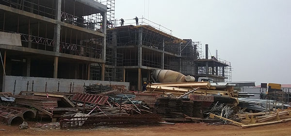 H2 2017. Updated - Development: Novare Central, Wuse Zone V - Abuja. Image Source: Novare