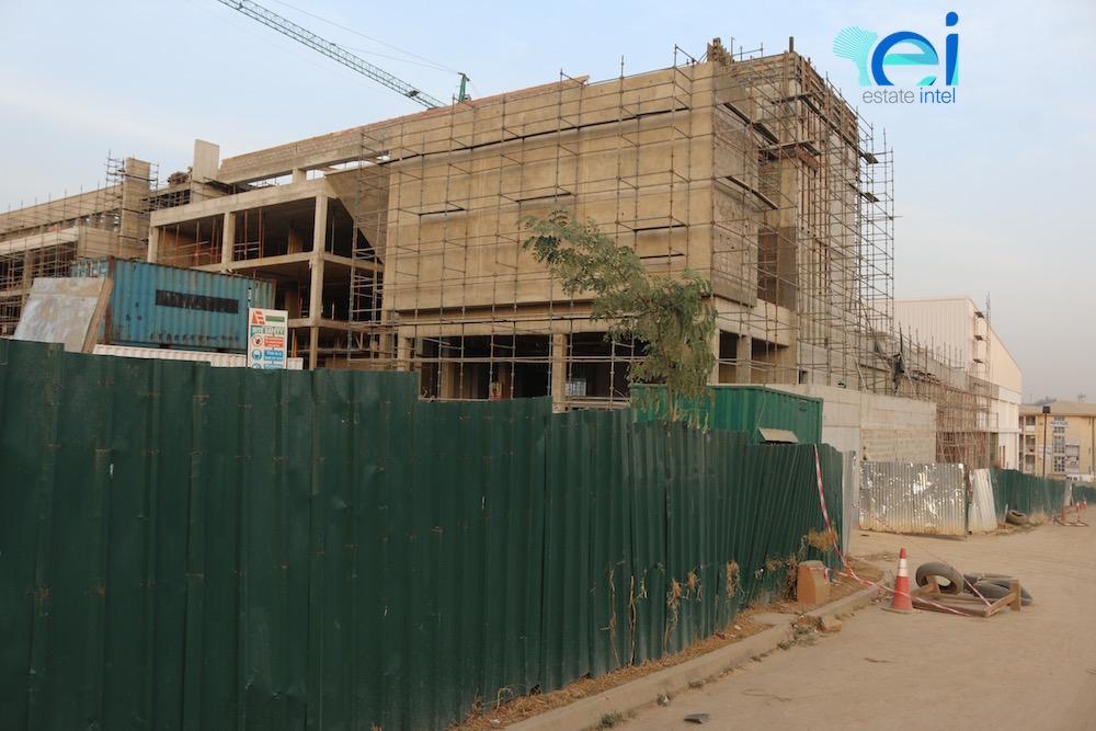 December 2017. Updated - Development: Novare Central, Wuse Zone V - Abuja