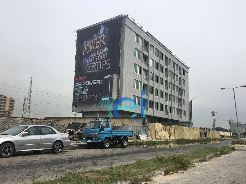 May 2017. Zekwes Office Complex, Lekki Phase 1 - Lagos