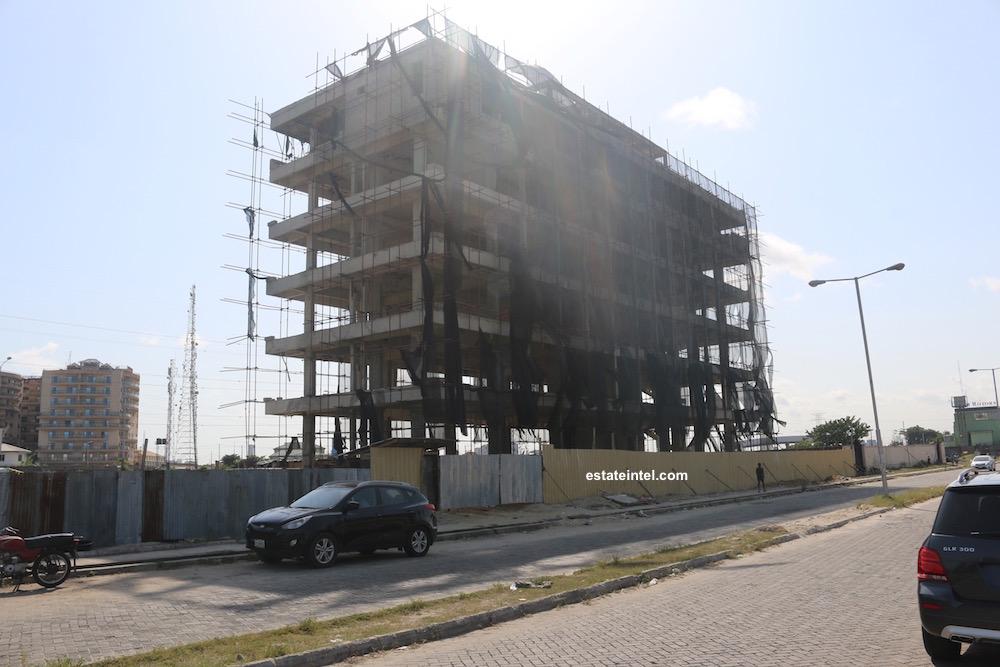 April 2016. Zekwes Office Complex, Lekki Phase 1 - Lagos