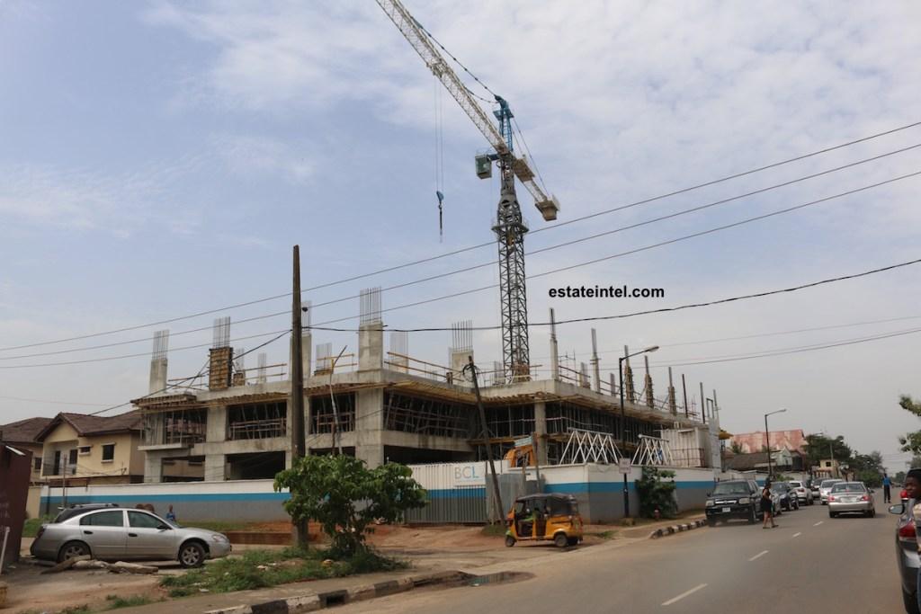 June 2016. Development: Duchess Hospital, Joel Ogunnaike Street, Ikeja GRA - Lagos
