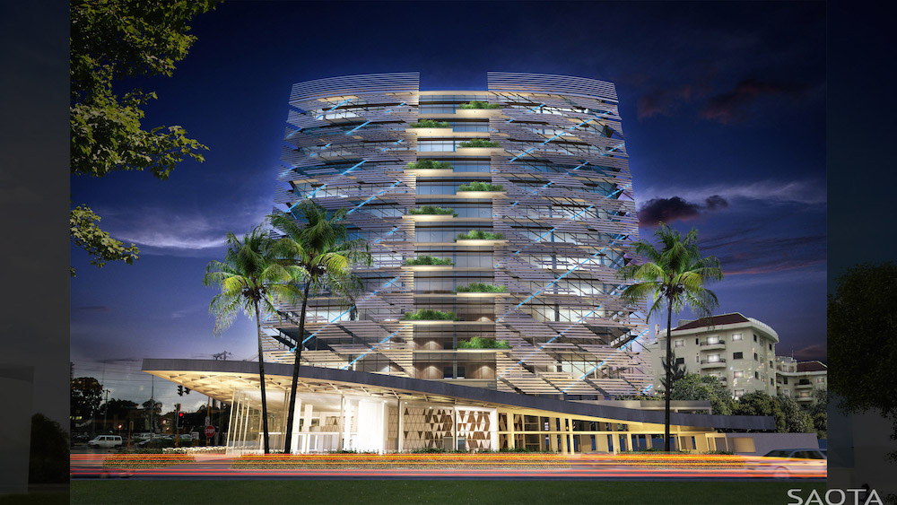 Development: Kingsway Tower, Alfred Rewane (Kingsway) Road, Ikoyi - Lagos