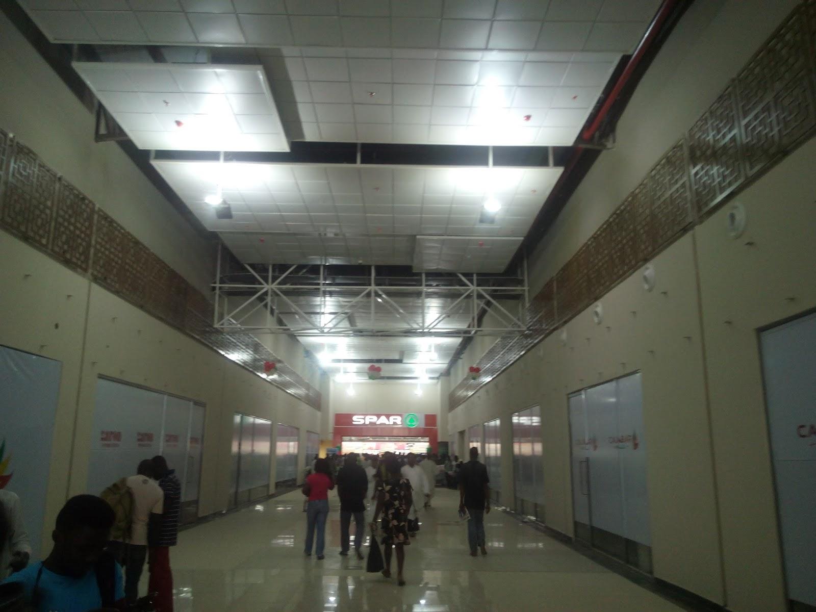 Calabar Mall Spar, Calabar - Cross River. Image Source: Calabar Blog. July 2016.