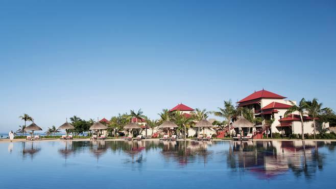 Tamassa Resort, Mauritius. Image Source: Thomson.co.uk