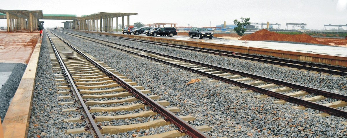 Image result for Lagos-Ibadan rail project