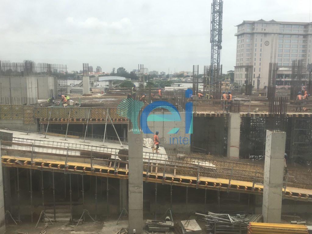 Cornerstone Headquarters Office Development, Victoria Island Annex/Oniru.
