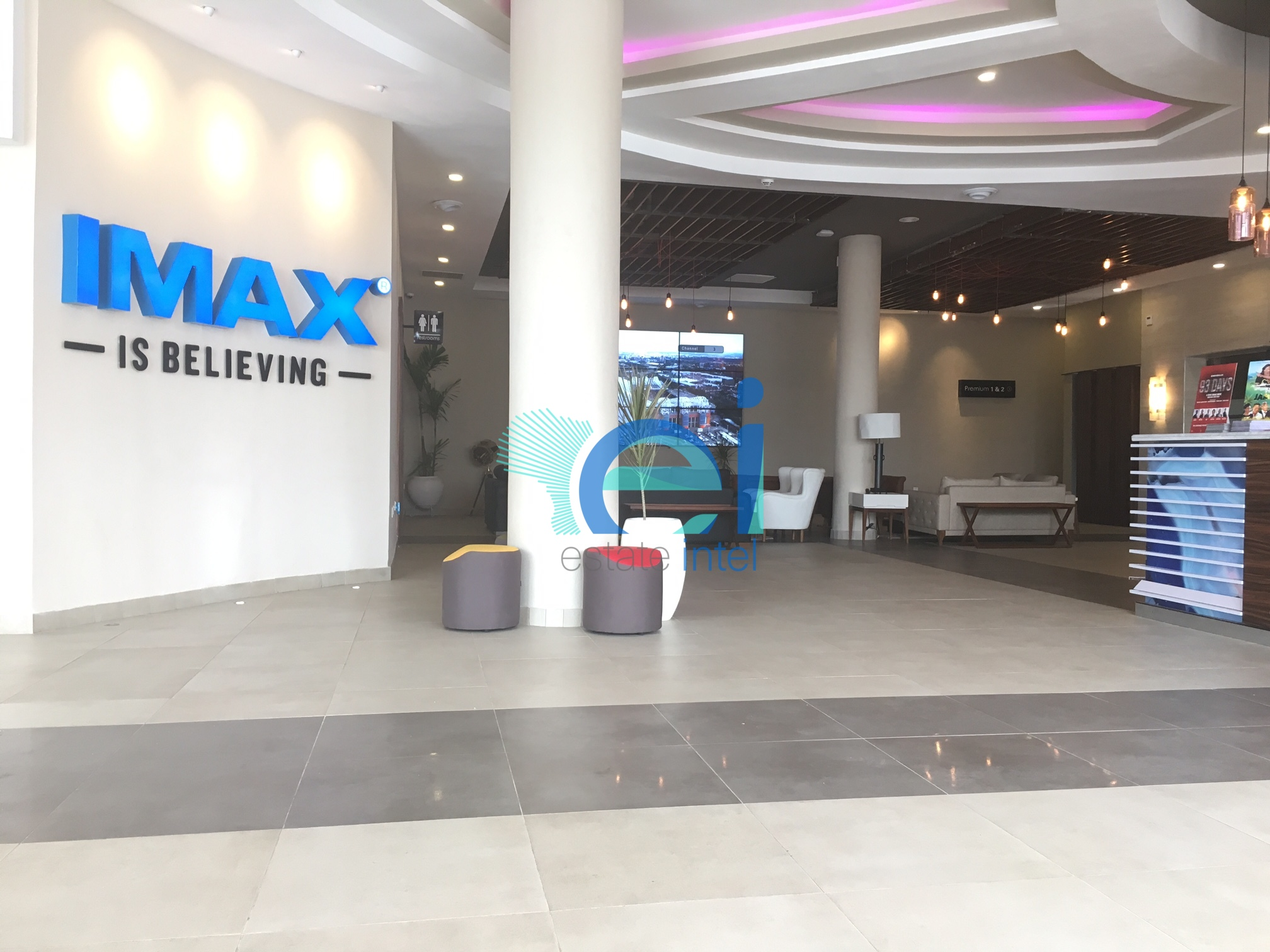 Filmhouse IMAX Cinema Lekki, The Rock Drive, Off Bisola Durosinmi-Etti Drive, Lekki Phase I - Lagos.