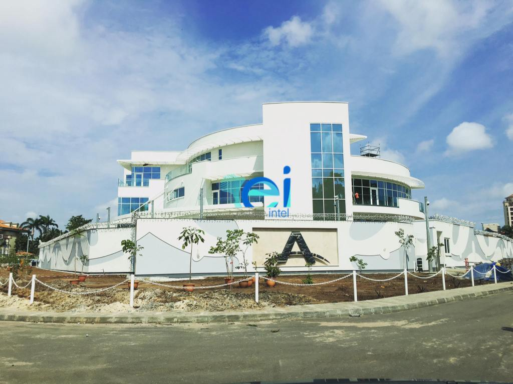 Private Development by Dayspring Property Development Company on Ikoyi/Modupe Alakija Crescent.