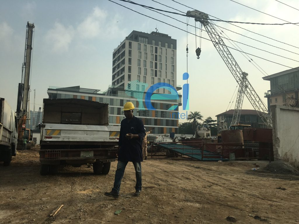 Development: Office Project, Corner of Kingsway Road and Olawole Dawodu, Ikoyi - Lagos