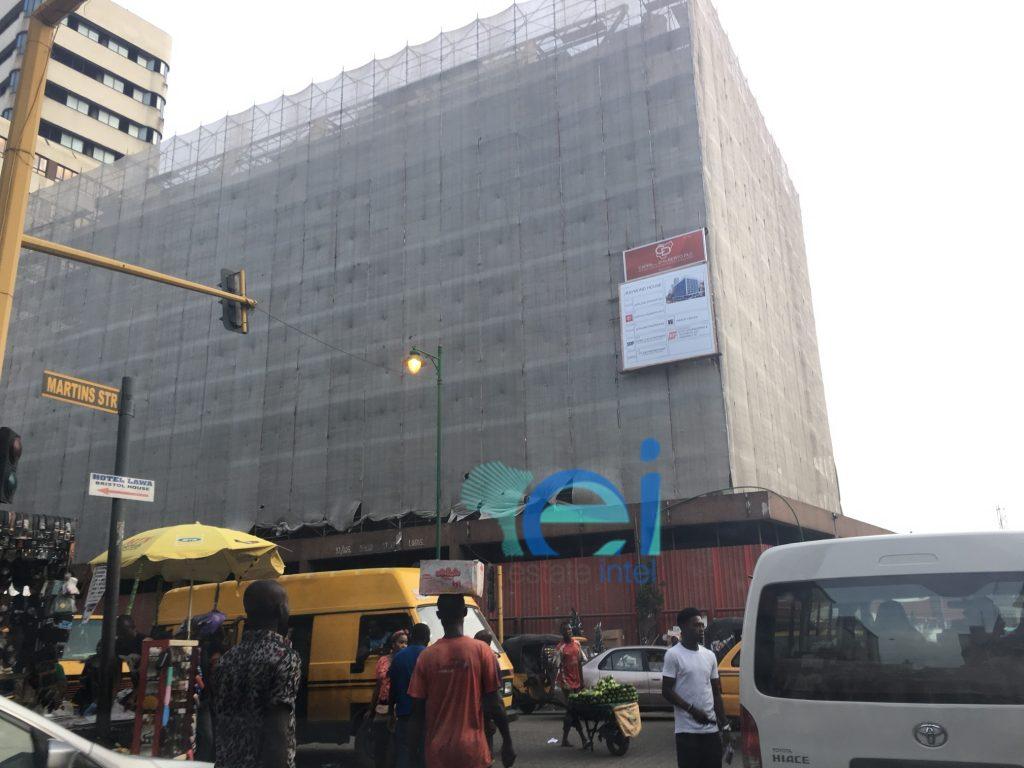 Development: Raymond House, Broad Street, Lagos Island - Lagos