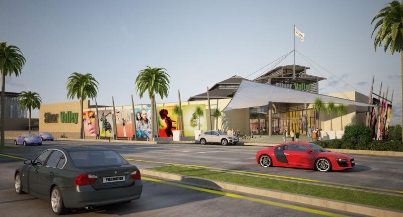 Silver Valley Mall, Port Harcourt - Nigeria