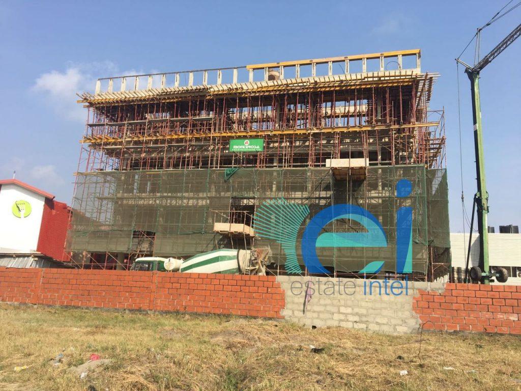Development: GTBank Lekki Phase 1, Lekki - Lagos.