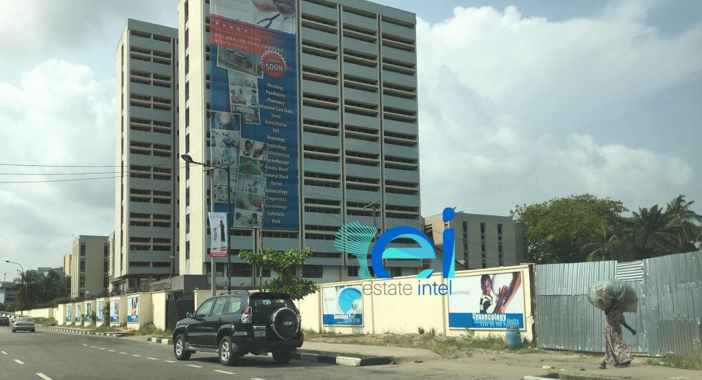 12 Storey Tower - Development: Lagos State Medical Park (Medipark), Ikoyi - Lagos
